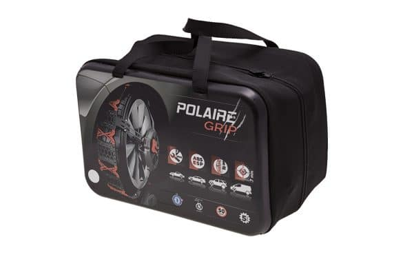 Polaire Grip packaging