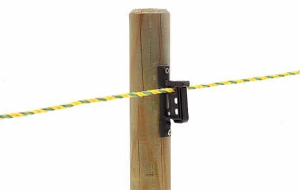 Isolateur de clôture universel