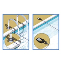 Exemples de fixations Free Swim