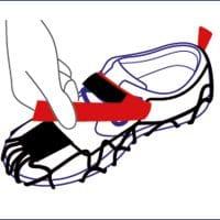 Fixations EzyShoes Walk 03