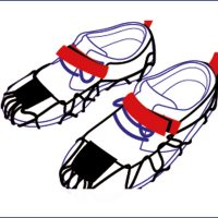 Fixations EzyShoes Walk 04