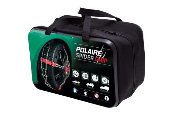 Packaging Polaire Spider Grip
