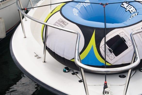 Smart Bungee - Utilisation bateau