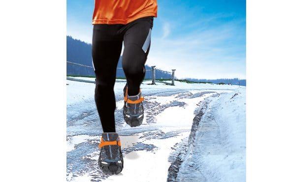 Utilisation EzyShoes X-Treme course à pieds