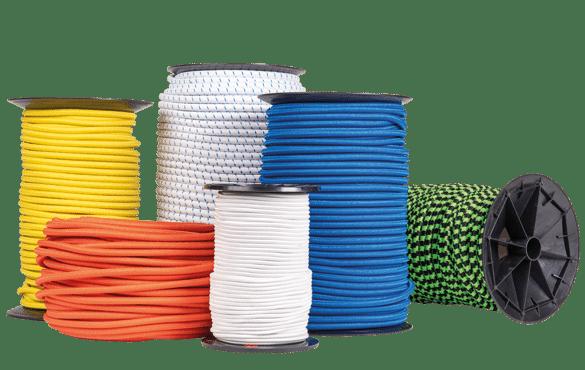 Câbles élastique en bobines