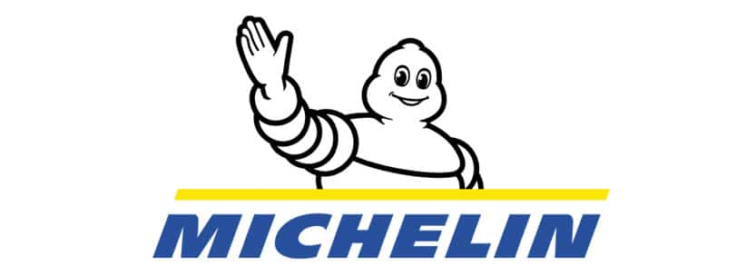 Michelin commercial stacked