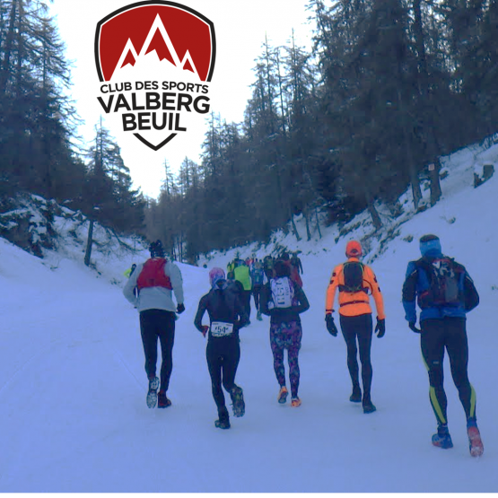 Snow-trail de Valberg 2019