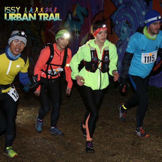 Issy Urban Trail 2019