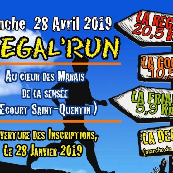 TRAIL REGAL'RUN 2019