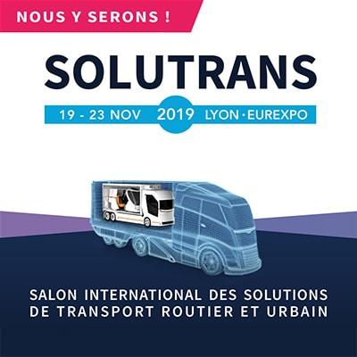 Nous y serons - Solutrans Joubert Group 2019