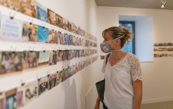 Utilisation musée, exposition