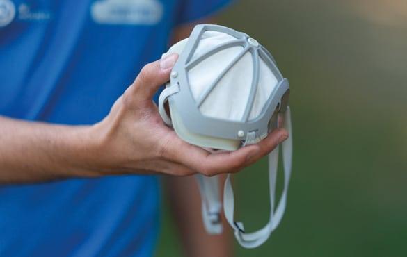 Masque de protection reutilisable Polaire HV Protect