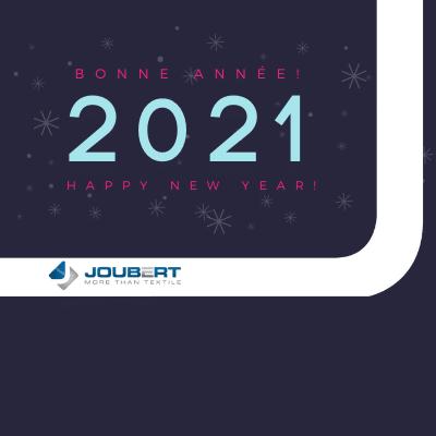 Joubert meilleurs voeux 2021