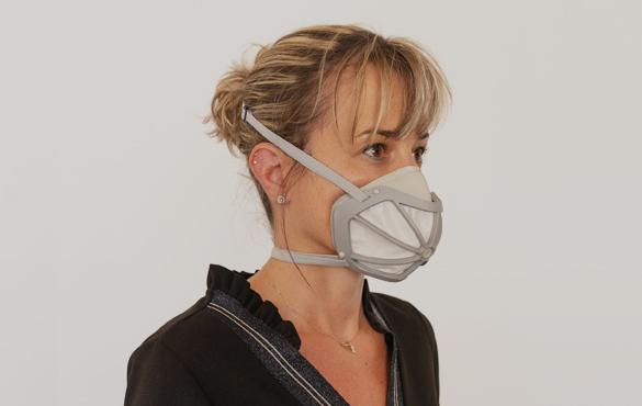 Health - reusable protective mask